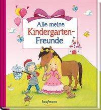 Alle meine Kindergarten-Freunde - Prinzessin -  pdf epub