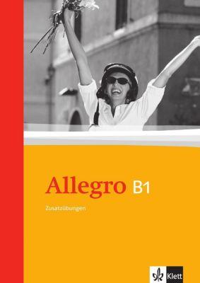 Allegro, Zusatzübungen: Bd.3 Allegro B1