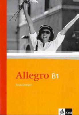 Allegro, Zusatzübungen: Bd.3 Zusatzübungen B1