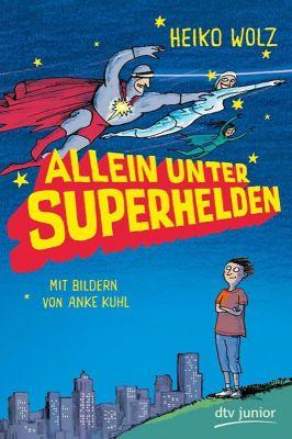 Allein unter Superhelden, Heiko Wolz