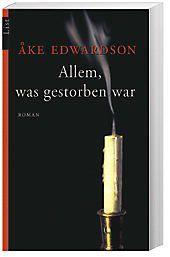 Allem, was gestorben war, Åke Edwardson