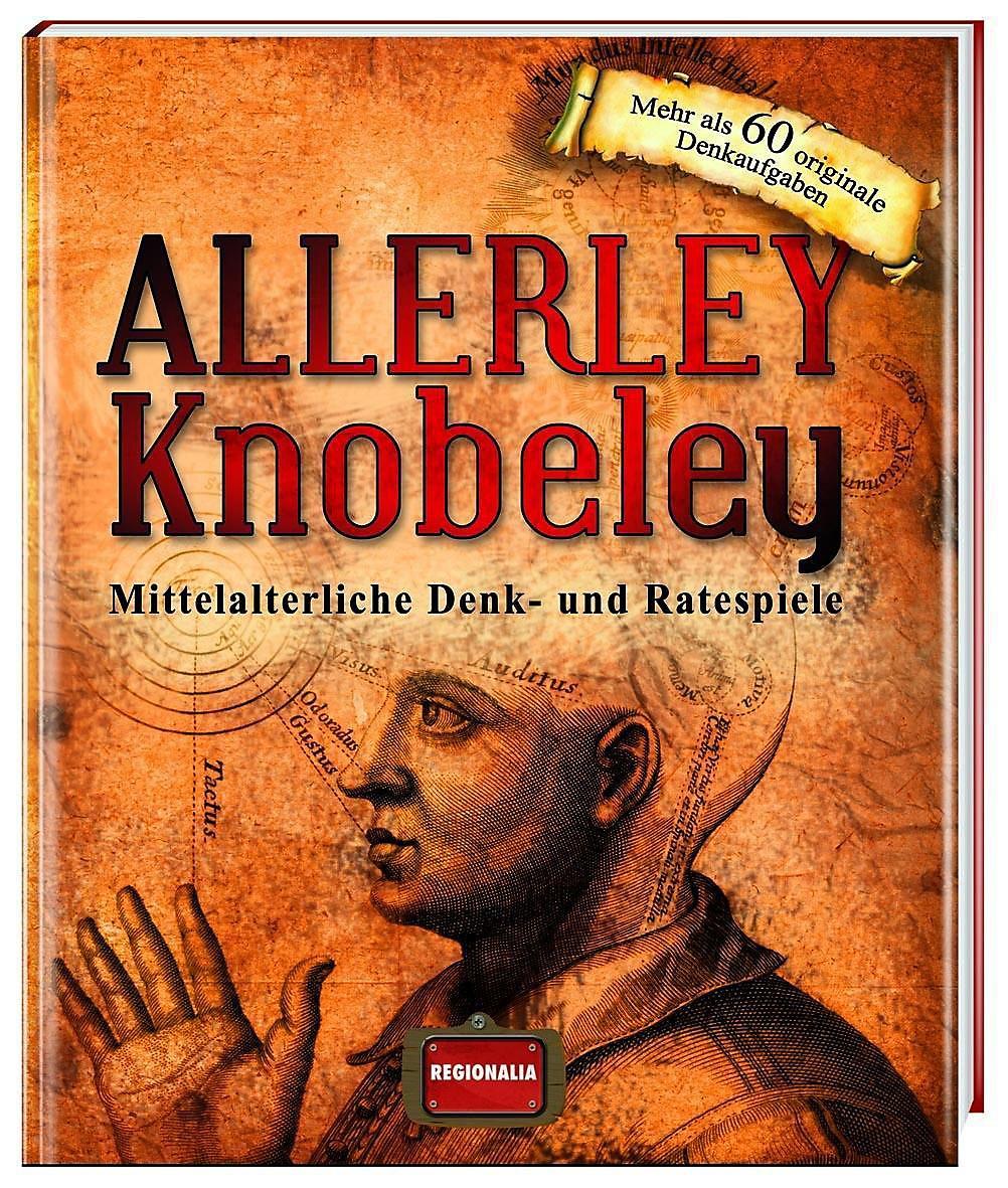 Allerley Knobeley Buch jetzt bei Weltbild.de online bestellen