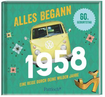 Alles begann 1958