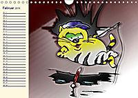 Alles für die Katz! Lustiger Katzen-Planer (Wandkalender 2019 DIN A4 quer) - Produktdetailbild 2