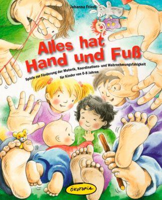 Alles hat Hand und Fuß, Johanna Friedl