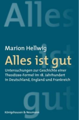 Alles ist gut, Marion Hellwig
