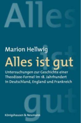 Alles ist gut, Marion Hellwig