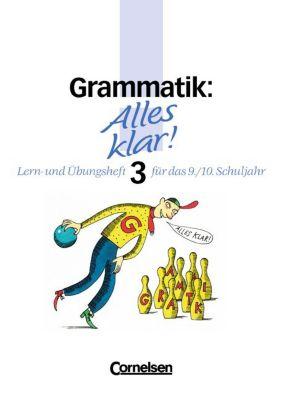 Alles klar!, Sekundarstufe I: Grammatik, Günter Haardt