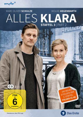 Alles Klara - Staffel 3, Teil 2, Alles Klara, DVD Folgen 41-48