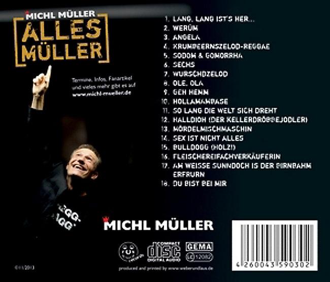 Alles Müller Cd Jetzt Online Bei Weltbildde Bestellen