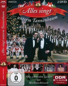 Alles Singt Unterm Tannenbaum, Various
