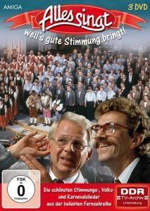 Alles Singt Weil'S Stimmung Bringt (Beliebte Volks, Various