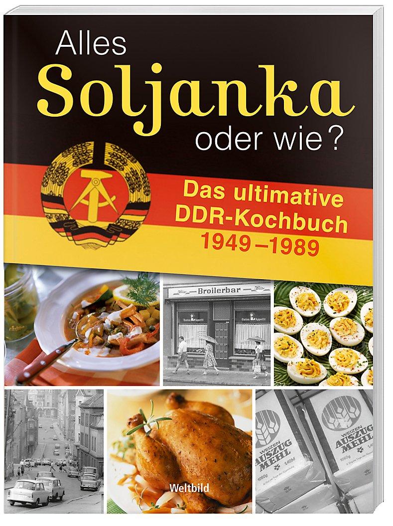Alles Soljanka Oder Wie Buch Als Weltbild Ausgabe Bestellen
