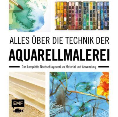 Alles über die Technik der Aquarellmalerei