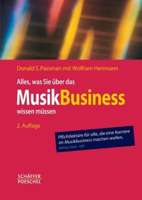 Alles, was Sie über das Musikbusiness wissen müssen, Donald S. Passman