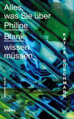 Alles, was Sie über Philine Blank wissen müssen, Katja Buschmann
