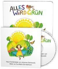 Alles wird grün, m. 1 Audio-CD, Johannes Stankowski