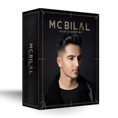 Alles zu seiner Zeit (Limited Fanbox), Mc Bilal
