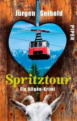 Allgäu-Krimis: Spritztour, Jürgen Seibold