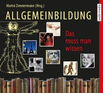 allgemeinbildung das muss man wissen h rbuch box 11 audio cds h rbuch. Black Bedroom Furniture Sets. Home Design Ideas