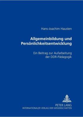 Allgemeinbildung und Persönlichkeitsentwicklung, Hans-Joachim Hausten