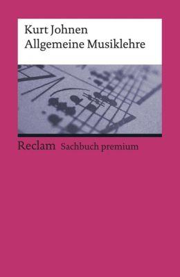 Allgemeine Musiklehre, Kurt Johnen