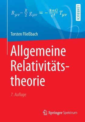 Allgemeine Relativitätstheorie, Torsten Fliessbach