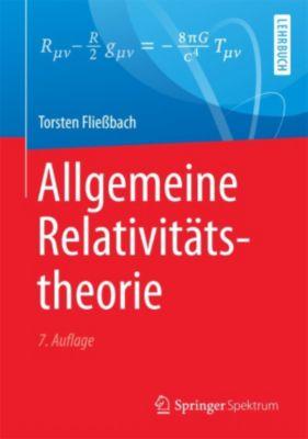 Allgemeine Relativitätstheorie, Torsten Fließbach