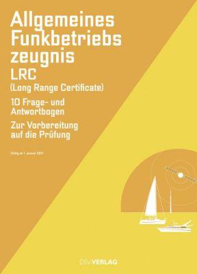 Allgemeines Funkbetriebszeugnis (LRC)