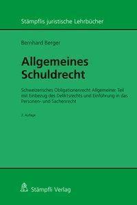 Allgemeines Schuldrecht, Bernhard Berger