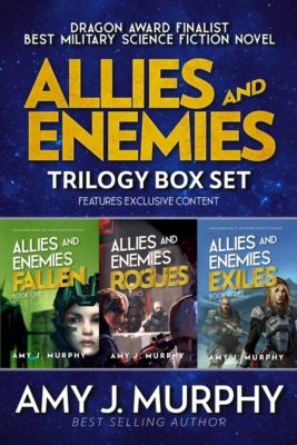 Allies and Enemies: Allies and Enemies Special Edition Box Set, Amy J. Murphy