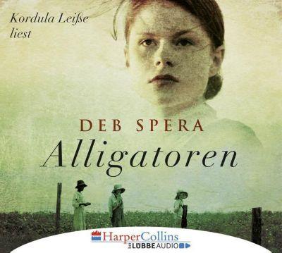 Alligatoren, 6 Audio-CDs, Deb Spera