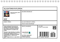 ALLIGATOREN IN FLORIDA (Tischkalender 2019 DIN A5 quer) - Produktdetailbild 13