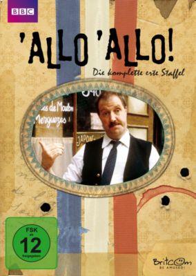 'Allo 'Allo! - Staffel 1, Bbc, Gorden Kaye, Richard Marner, Carmen Silvera, Mich