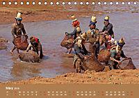 Alltag in Madagaskar (Tischkalender 2019 DIN A5 quer) - Produktdetailbild 3