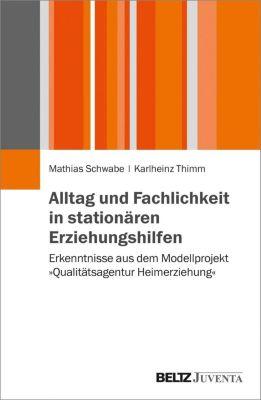 Alltag und Fachlichkeit in stationären Erziehungshilfen -  pdf epub