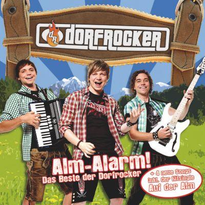 Alm-Alarm - Das Beste der Dorfrocker, Dorfrocker