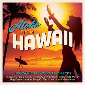 Aloha From Hawaii, Diverse Interpreten