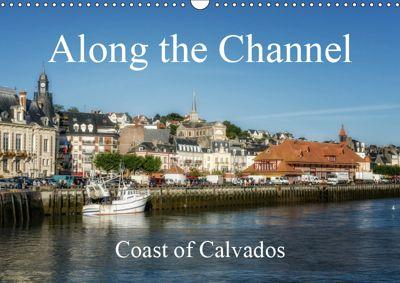 Along the Channel Coast of Calvados (Wall Calendar 2019 DIN A3 Landscape), Alain Gaymard