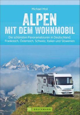 Alpen mit dem Wohnmobil - Michael Moll pdf epub