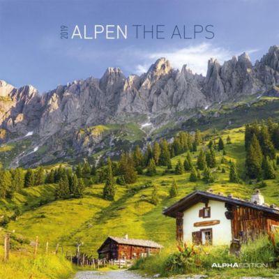 Alpen / The Alps 2019, ALPHA EDITION
