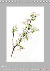Alpenblumen Aquarelle aus Tirol (Tischkalender 2019 DIN A5 hoch) - Produktdetailbild 5