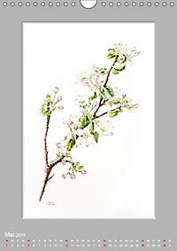Alpenblumen Aquarelle aus Tirol (Wandkalender 2019 DIN A4 hoch) - Produktdetailbild 5