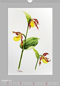 Alpenblumen Aquarelle aus Tirol (Wandkalender 2019 DIN A4 hoch) - Produktdetailbild 8