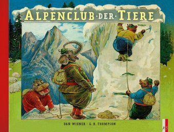 Alpenclub der Tiere, Graham Clifton Bingham