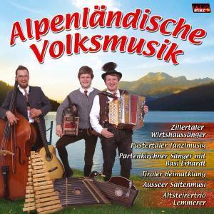 Alpenländische Volksmusik, Various