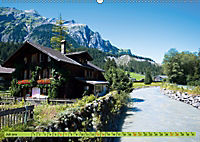 Alpentraum Kandersteg (Wandkalender 2019 DIN A2 quer) - Produktdetailbild 7