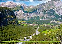 Alpentraum Kandersteg (Wandkalender 2019 DIN A2 quer) - Produktdetailbild 3