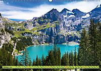 Alpentraum Kandersteg (Wandkalender 2019 DIN A2 quer) - Produktdetailbild 10