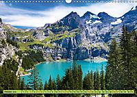 Alpentraum Kandersteg (Wandkalender 2019 DIN A3 quer) - Produktdetailbild 10